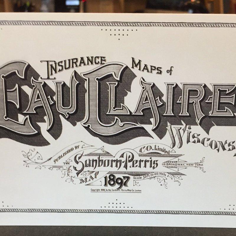 UWEC Geography Dept. EC Postcard 1897