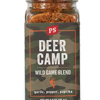 PS Seasoning Deer Camp Seasoning (Wild Game Seasoning)