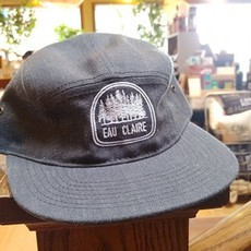 Eau Claire Wool Cap - Dark Gray