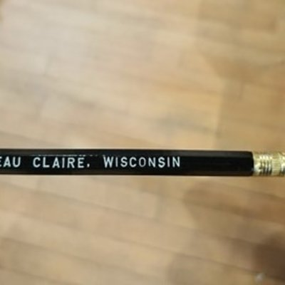 Volume One Pencil - Eau Claire, Wisconsin