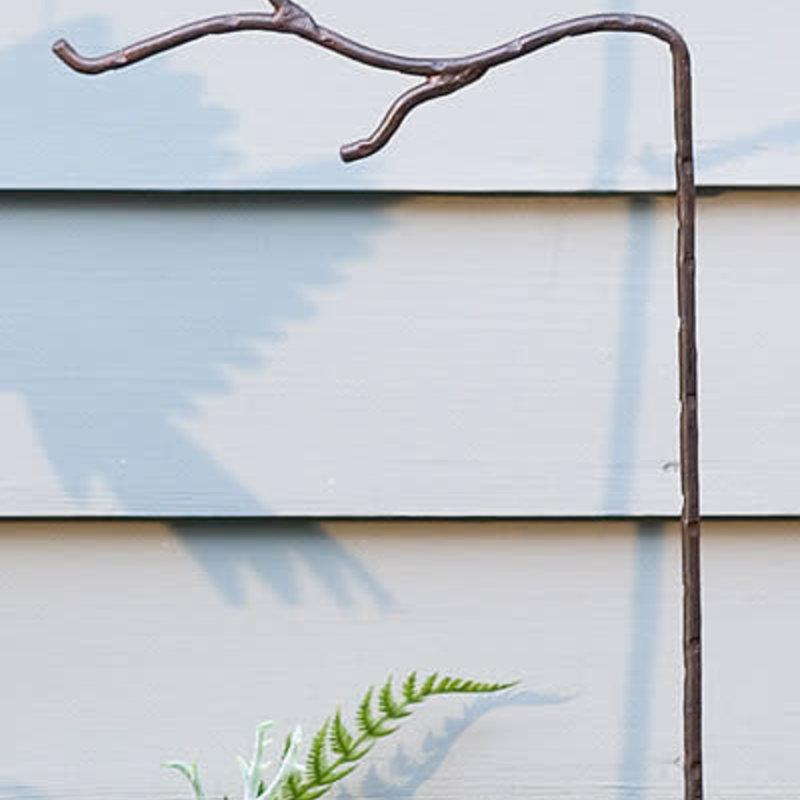 Volume One Garden Stake - Single Twig