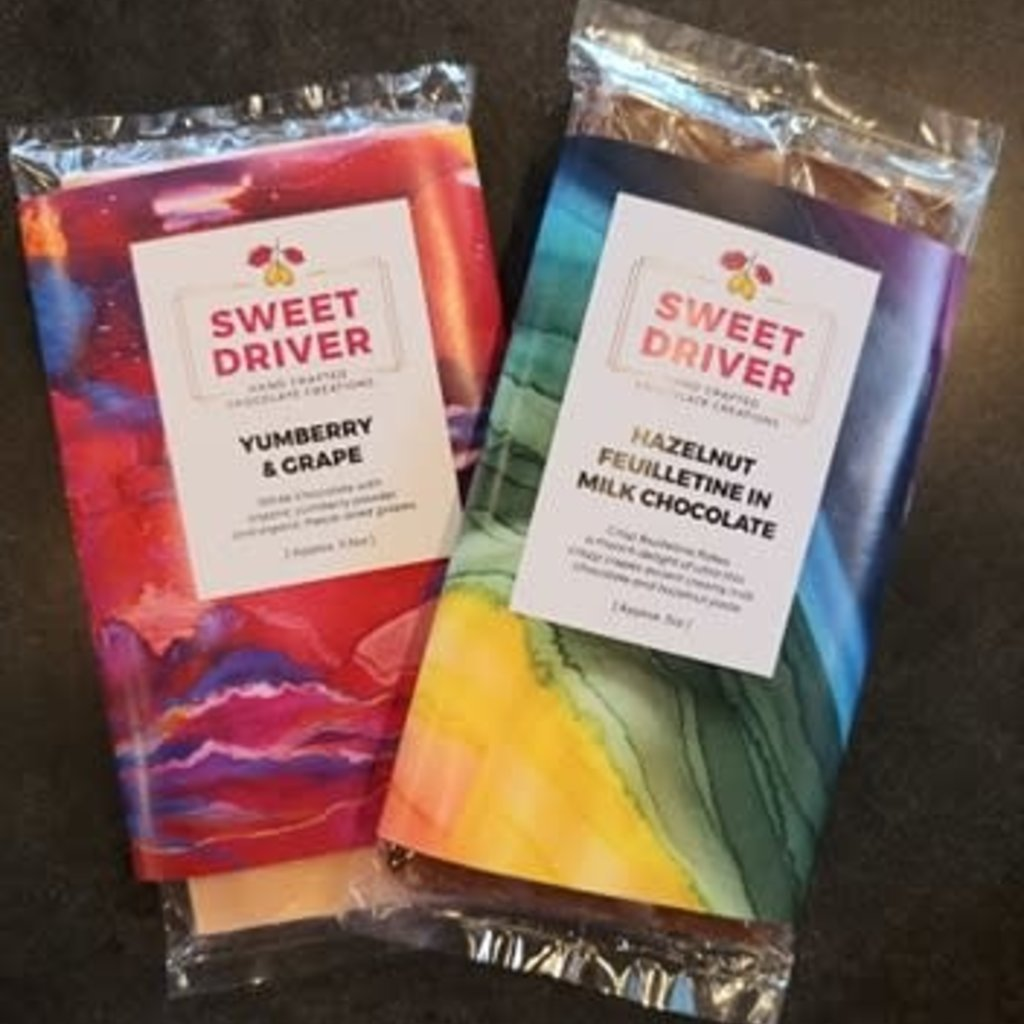 Sweet Driver Chocolates Assorted Chocolate Bar