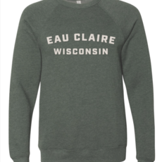 Volume One Crewneck - Eau Claire, Wisconsin (Felt)