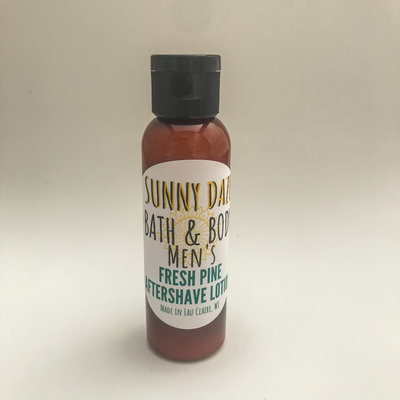 Sunny Daze Bath & Body Bath & Body Men's Aftershave Lotion - Fresh Pine