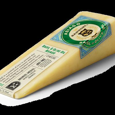 Sartori Cheese Sartori Cheese - Basil Asiago
