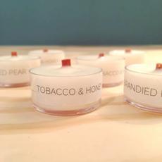 Woodfire Candle Company Wood Wick Tea Light Assorted