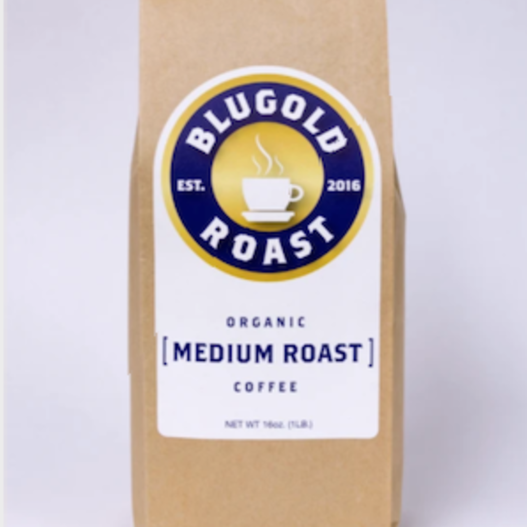 Blugold Roast - Medium Roast
