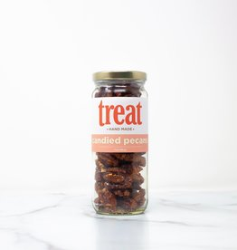 Treat Handmade Candied Pecans (7 oz. Jar)