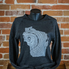 Volume One Wisconsin Homegrown Crewneck Sweatshirt