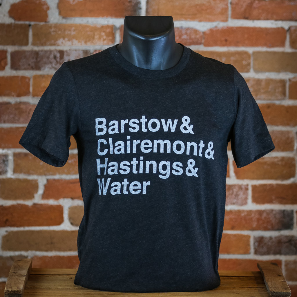 Volume One Eau Claire Streets Tee