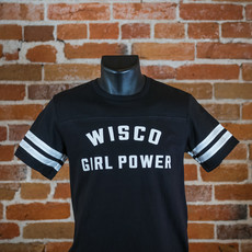 Volume One Wisco Girl Power Tee