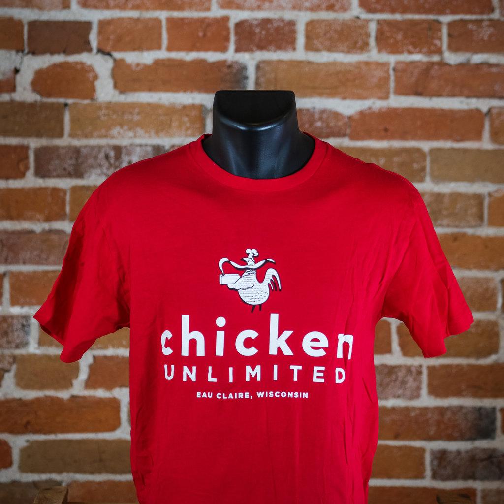 Volume One Local Legends Local Legends Tee - Chicken Unlimited