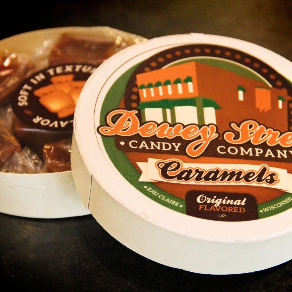 Dewey Street Candy Co. Dewey Street Caramels - 7 pieces