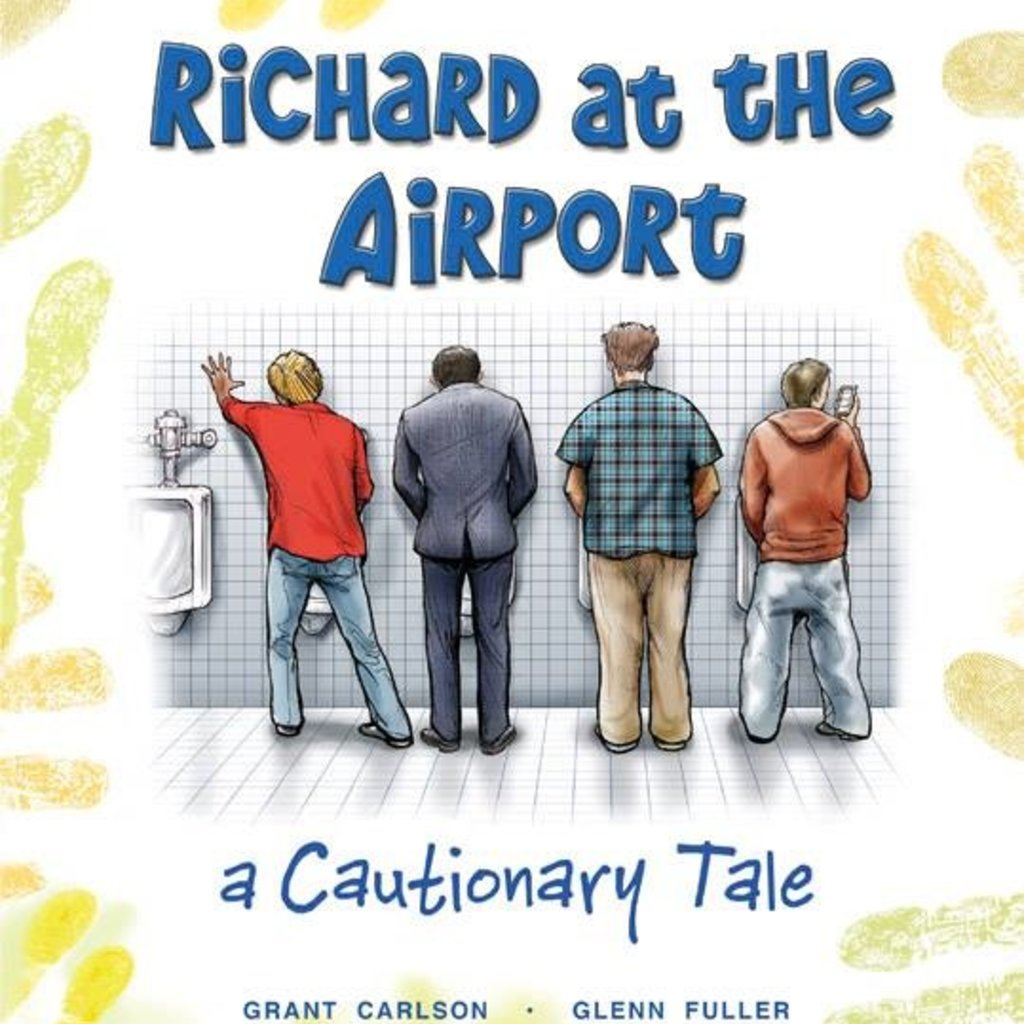 Richard at the Airport: A Cautionary Tale