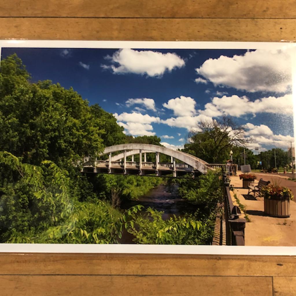 Lloyd Fleig Rainbow Bridge - Lloyd Fleig