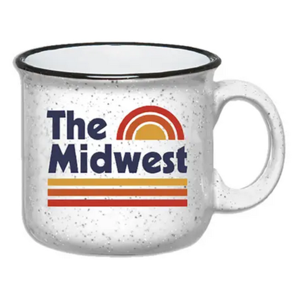 Camping Mug -  The Midwest