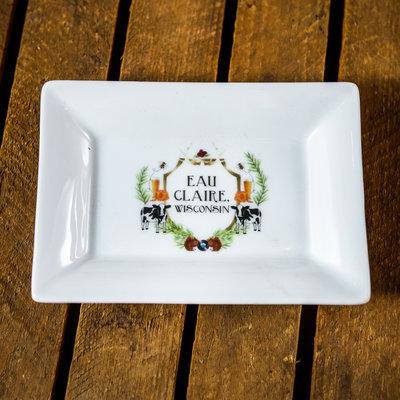 dishique Mini Dish - Eau Claire Crest