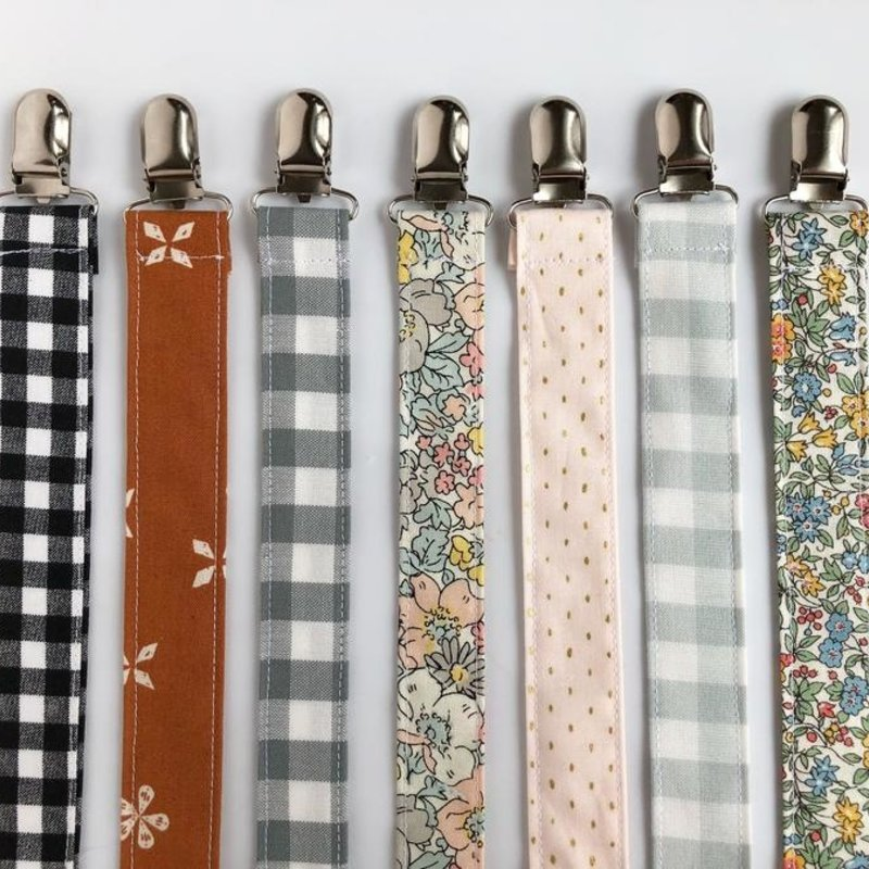 Pacifier Clip (Assorted)