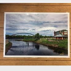Lloyd Fleig Confluence Bridge