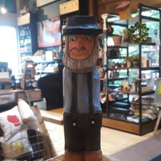 Wood Carving - Amish
