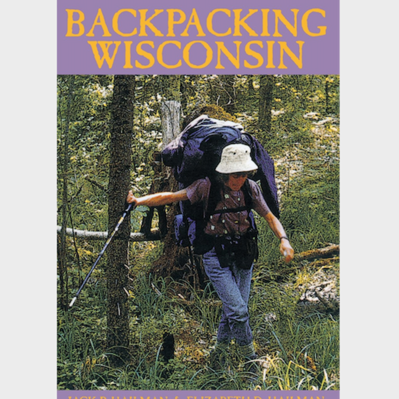 Jack P. Hailman @ Elizabeth D. Hailman Backpacking Wisconsin