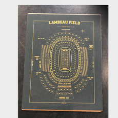 Volume One Lambeau Field Print 8X10