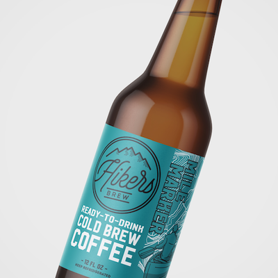 Hikers Brew Coffee Cold Brew Coffee - Mile Marker