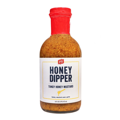 PS Seasoning Honey Dipper - Tangy Honey Mustard