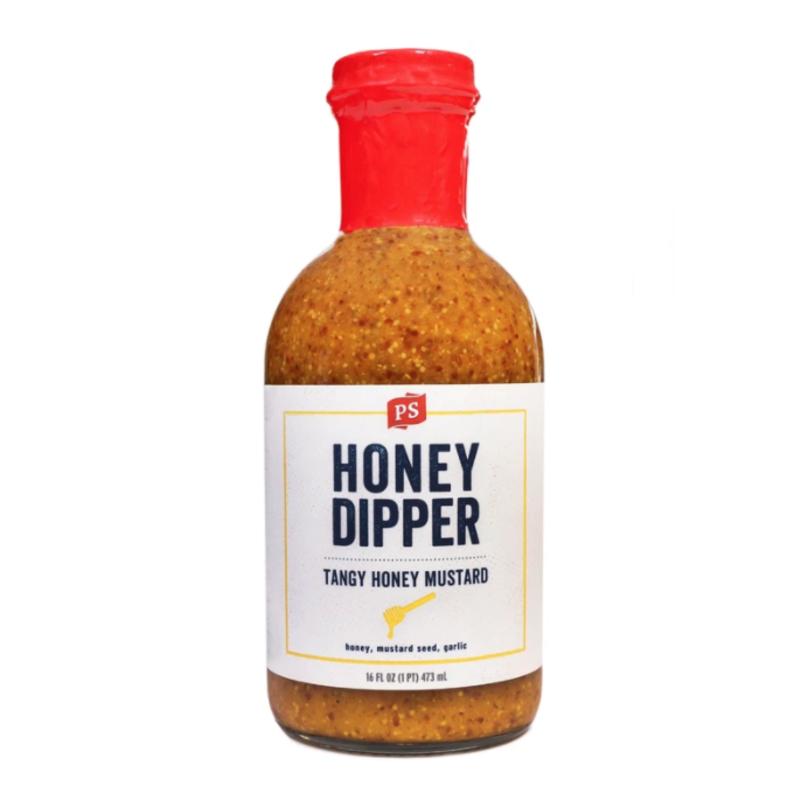PS Seasoning Honey Dipper - Tangy Honey Mustard