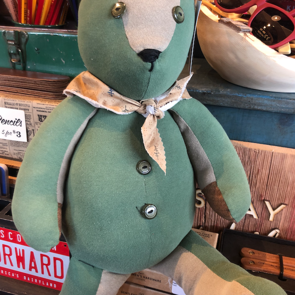 Gail Ryan Plush Handmade Bear