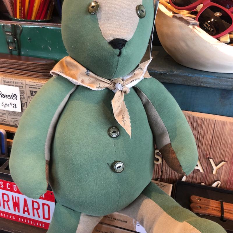 Gail Ryan Plush Handmade Bear