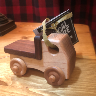 Hower Toys Hower Toys - Small Flat Bed Wooden Toy