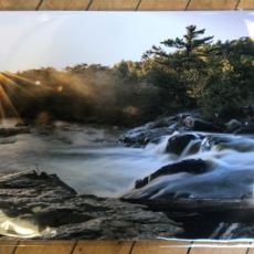 Sunny Big Falls - 11x14