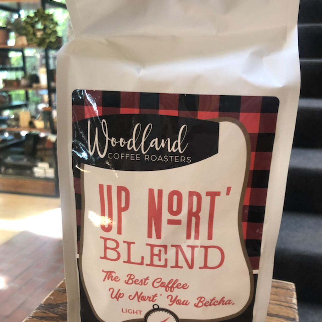 Woodland Coffee - Up Nort Blend (16 oz.)