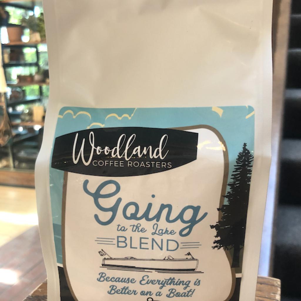 Woodland Coffee - Going to the Lake (16 oz.)