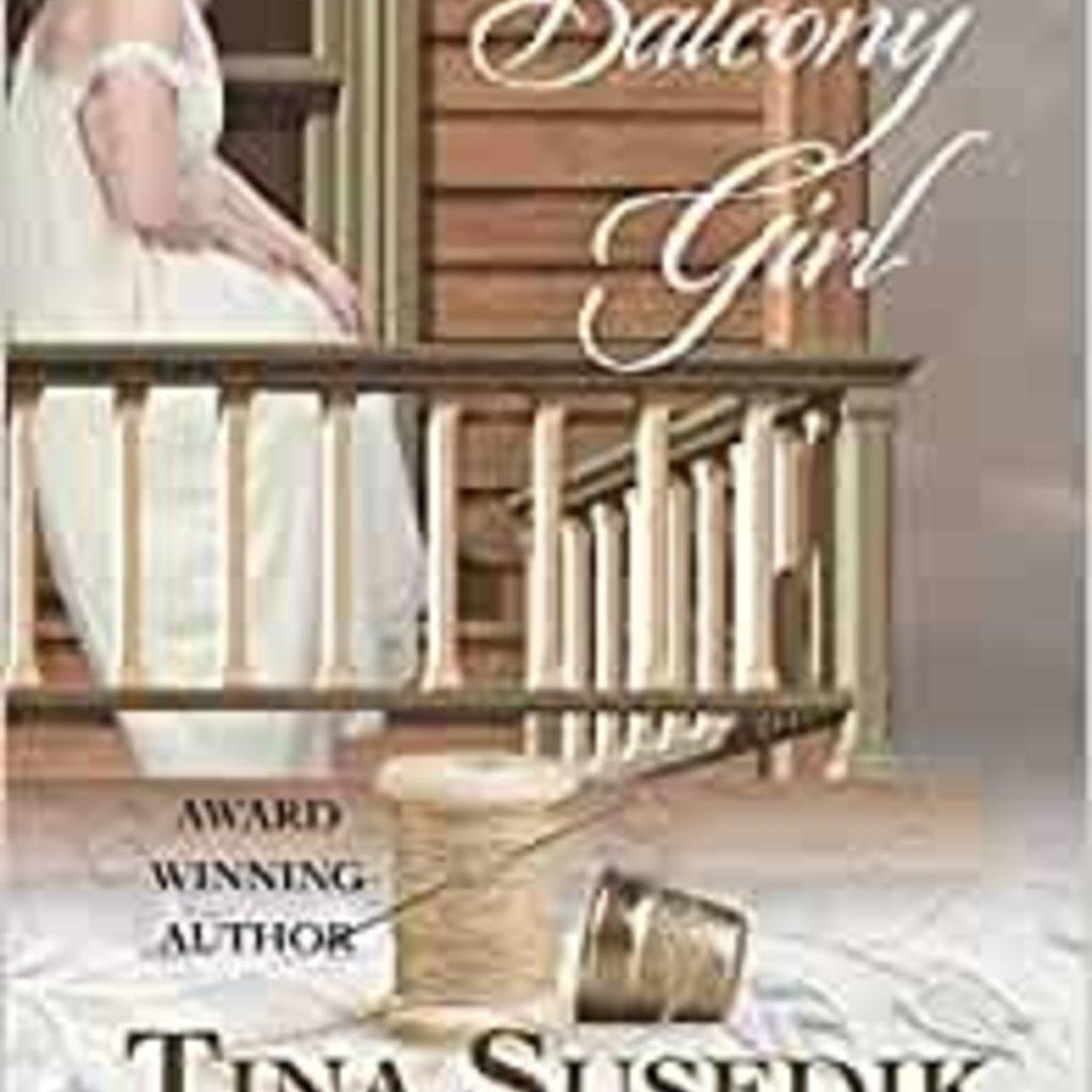 Tina Susedik The Balcony Girl