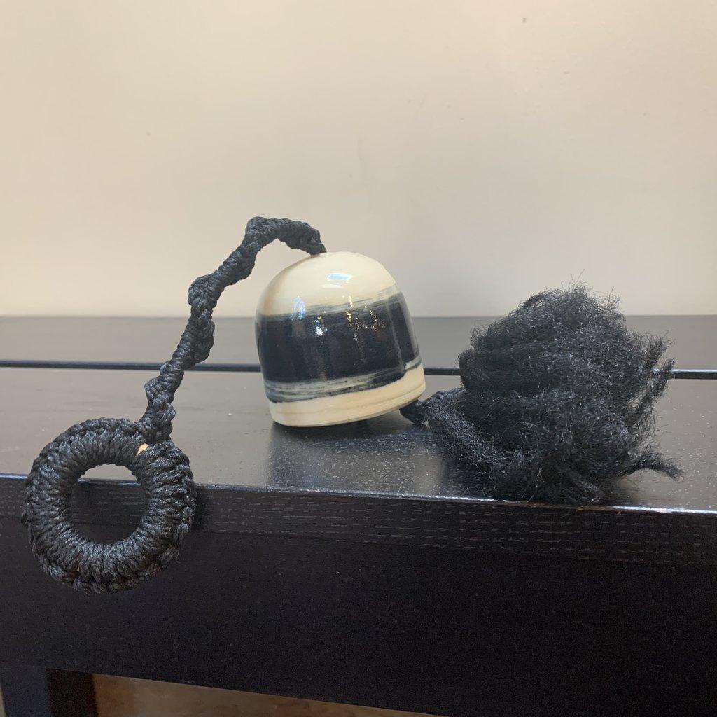Nyborg Pottery Small Ceramic Bell