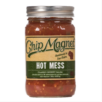 Chip Magnet Chip Magnet Salsa - Hot Mess (16 oz.)