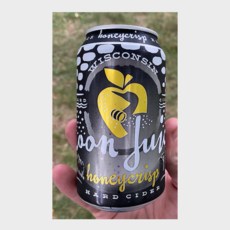 Hard Cider - Loon Juice Honeycrisp