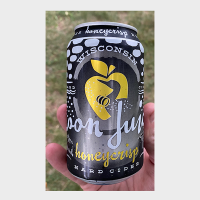 Hard Cider - Loon Juice Honeycrisp