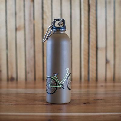 Earthlust Stainless Steel Bottle-Bike-(1L)