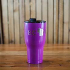 Iverson Custom Coatings ECWI Tumbler - Plum