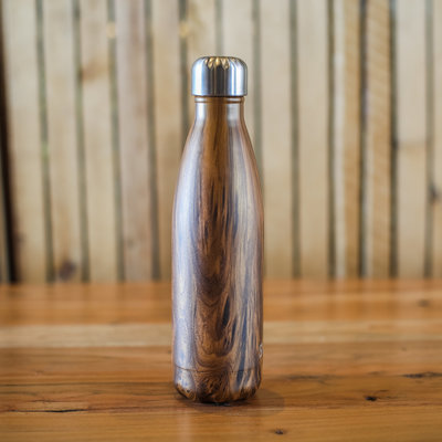 Volume One Swell Bottle - Teakwood Brown (17 oz.)