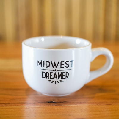 Volume One Tea Cup - Midwest Dreamer