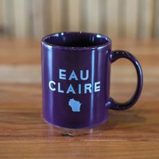 Volume One Eau Claire State Mug - Purple