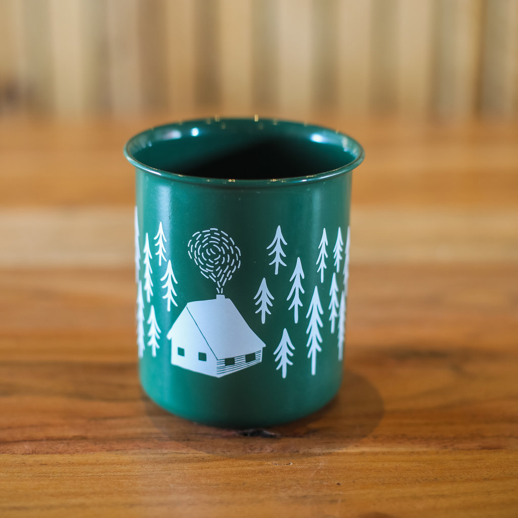 Volume One Pencil Cup - Cabin