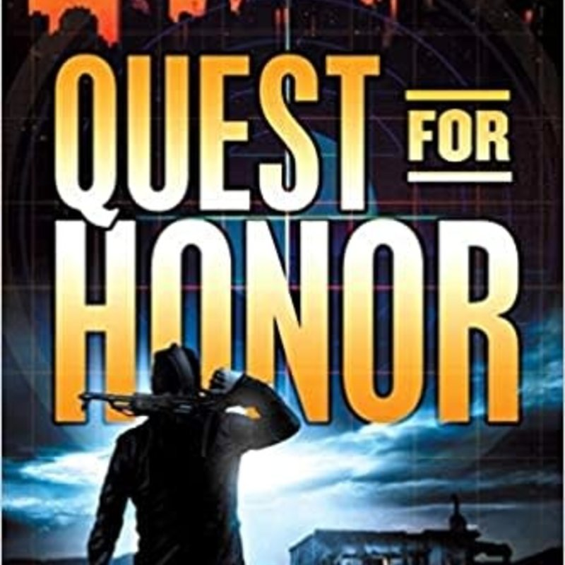 David Tindell Quest for Honor