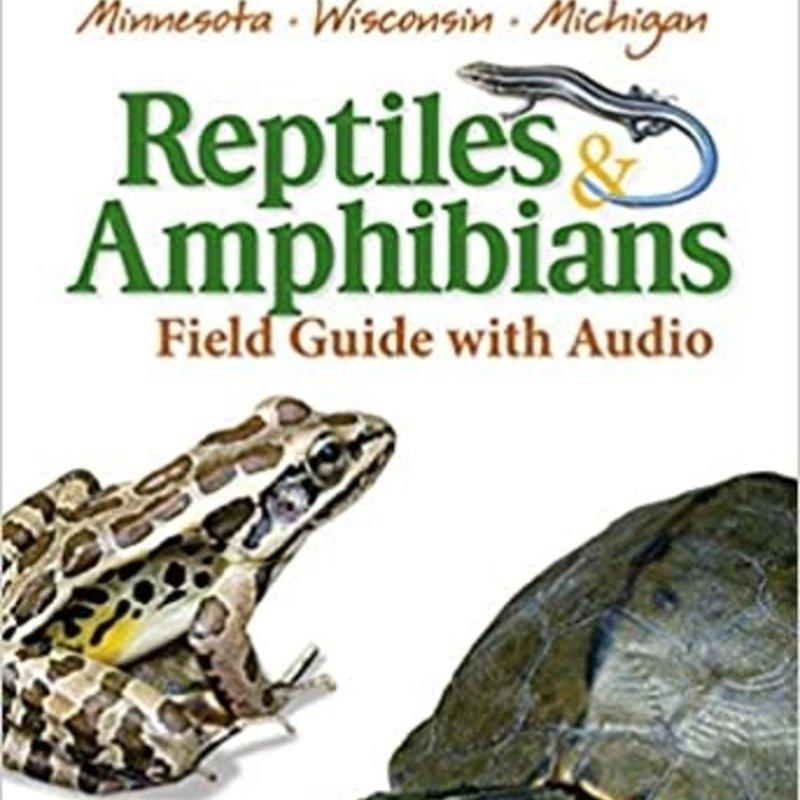 Stan Tekiela Reptiles and Amphibians Wisconsin