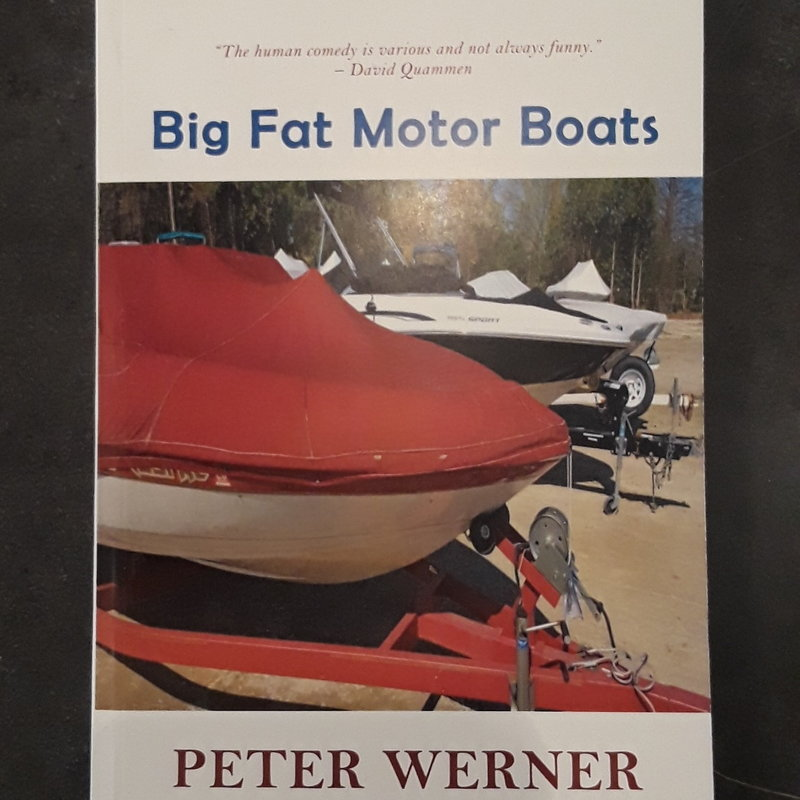 Peter Werner Big Fat Motor Boats