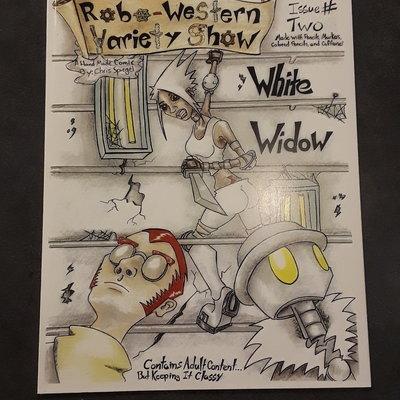 Chris Spiegel Robo-Western Variety Show no. 2